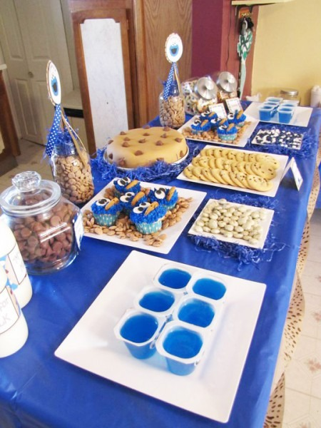 Mbc  Gracies Cookie Monster Party