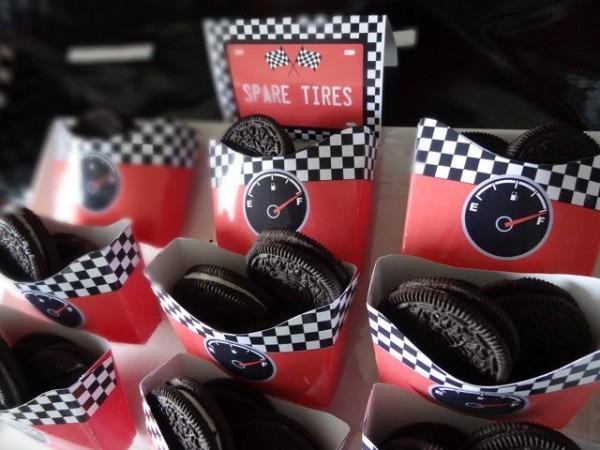 Race Cars Birthday Party Ideas
