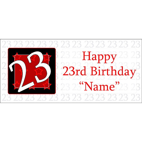 23 Happy Birthday Party Supplies