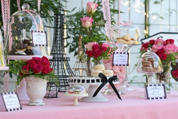 French} Tea Party