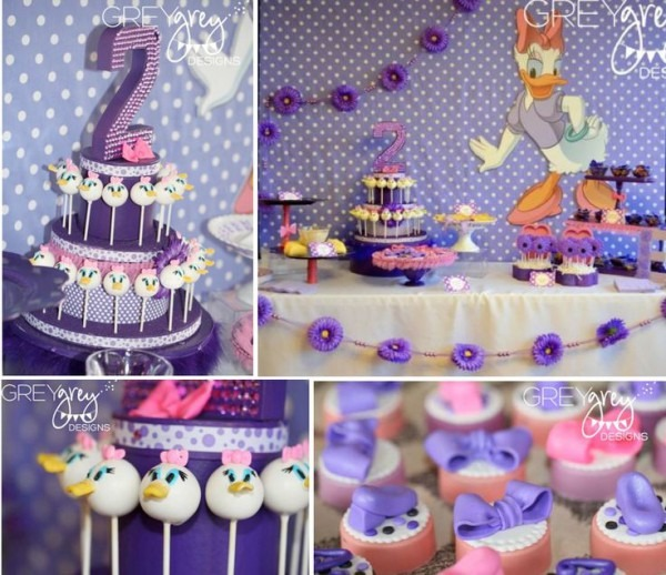 2nd Birthday Party Decorations Ideas