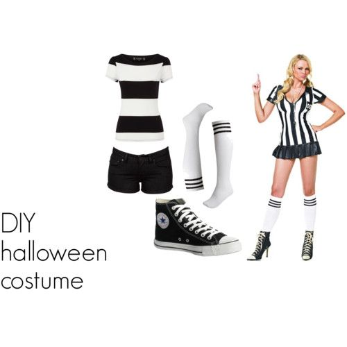 Diy Female Referee Costume