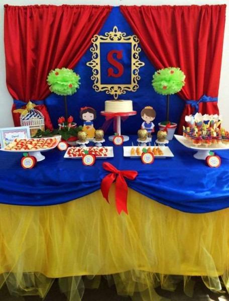 Snow White Birthday Party Ideas