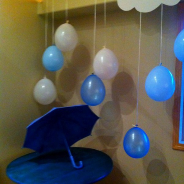 Awesome Baby Shower Decorations By Megan Terrell!!