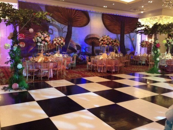 Image Result For Alice In Wonderland Sweet 16 Party Ideas