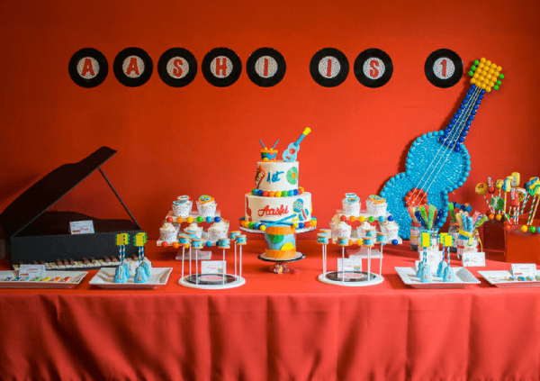 Baby Jam Music Inspired 1st Birthday Party In 2019