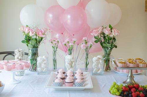 Pink Parsley  Caroline's Ballerina Birthday Party