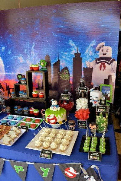 Guardians Of The Galaxy & Ghostbusters Party} By Partylicious