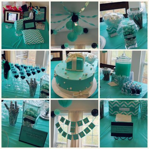 Tiffany And Co  Birthday Party