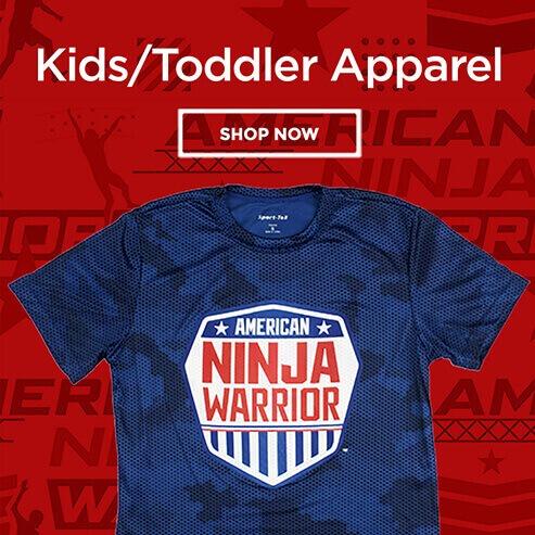 American Ninja Warrior Kids Shop
