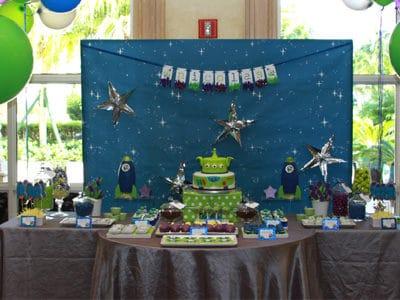 Buzz Lightyear Party