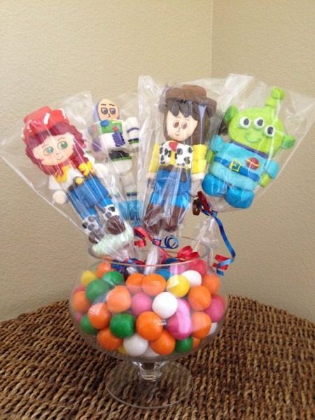 Marshmallow Pops Toy Story Party Favors Edible By Thepartyaddict