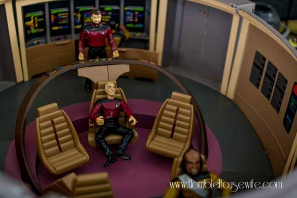 Star Trek  The Next Generation Party