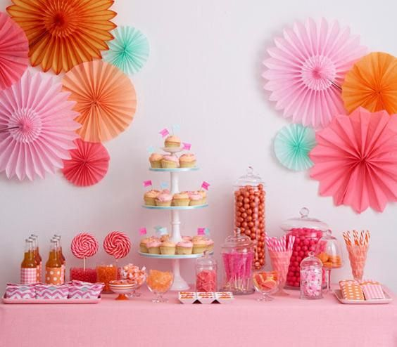 Creative Dessert Table Ideas