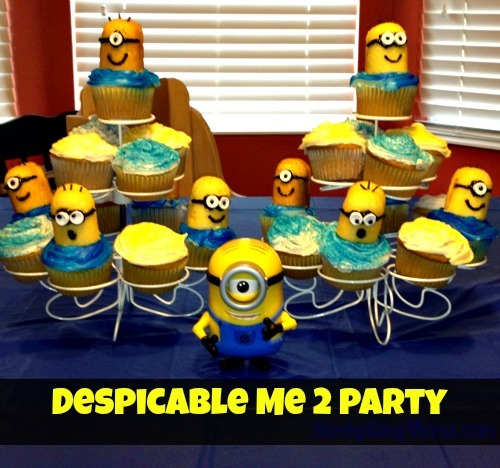 How To Throw A Despicable Me 2 Party
