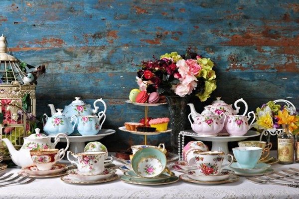 Sydney High Tea Catering & Crockery Hire For Kitchen Teas, Bridal
