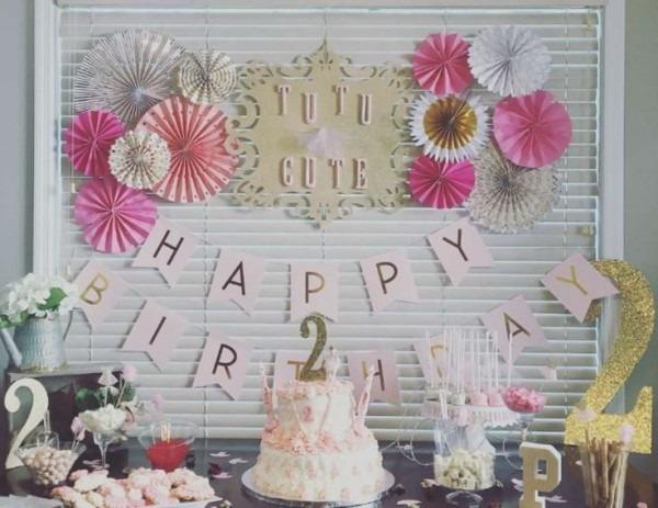 Tutus   Birthday  Payton's Tutu Cute 2nd Birthday Party