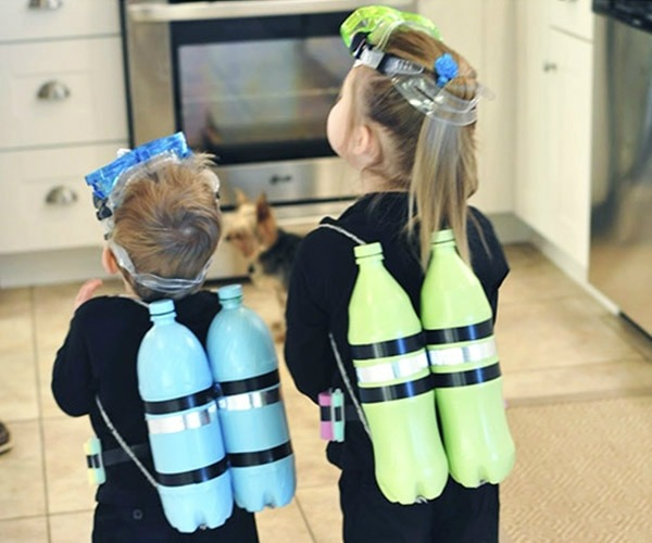 10 Diy Halloween Costumes For Kids Anyone Can Make