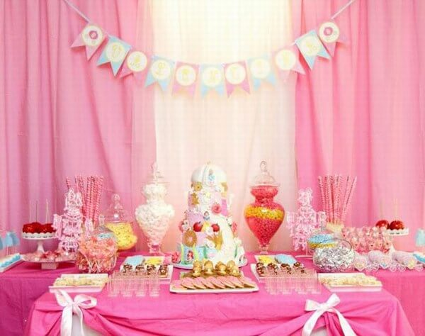 Baby Girl 1st Birthday Themes.Unique Baby Birthday Themes