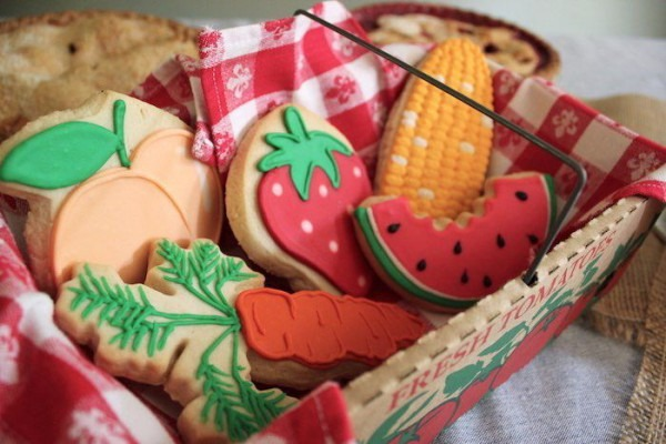 25 Ideas For A Farmer's Market Themed Party