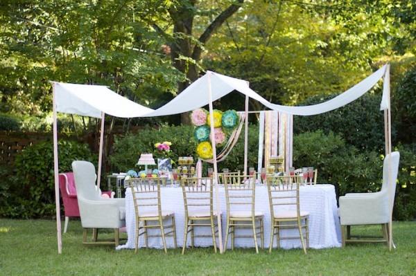 Kara's Party Ideas Garden Party Baby Shower