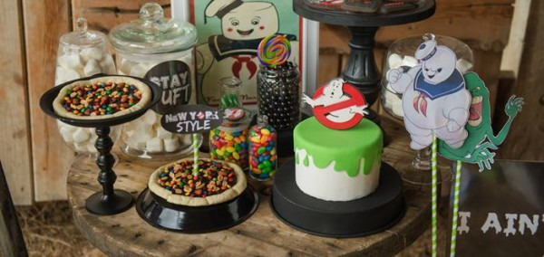 Kara's Party Ideas Ghostbusters Halloween Party Ideas Planning