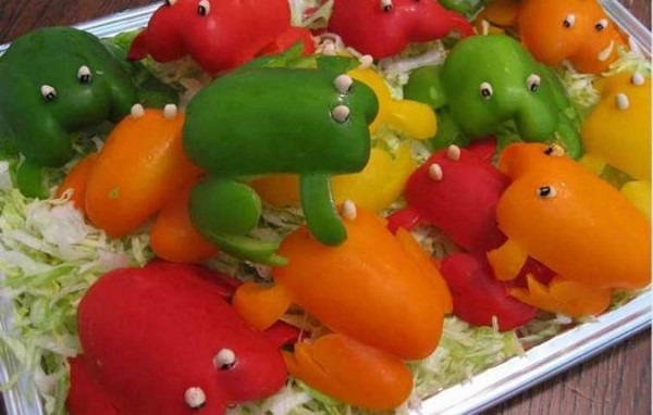 Leap Year Frog Party Food Ideas
