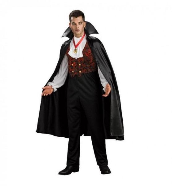 How To Make A Cheap Diy Homemade Vampire Costume