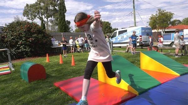 Ninja Warrior Parties For Kids