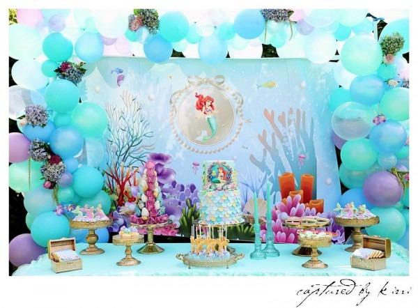 Little Mermaid Party