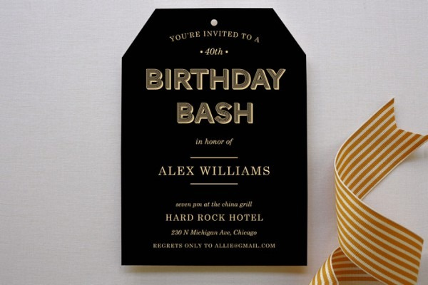 Adult Birthday Party Ideas For The Guys!
