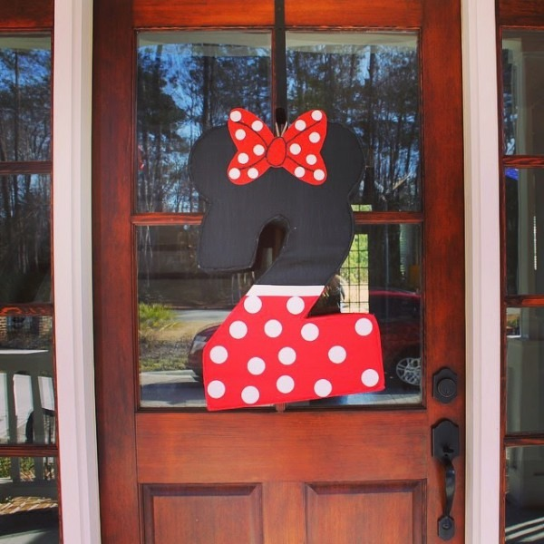 Kate & Levi  {minnie Mouse 2nd Birthday Party}