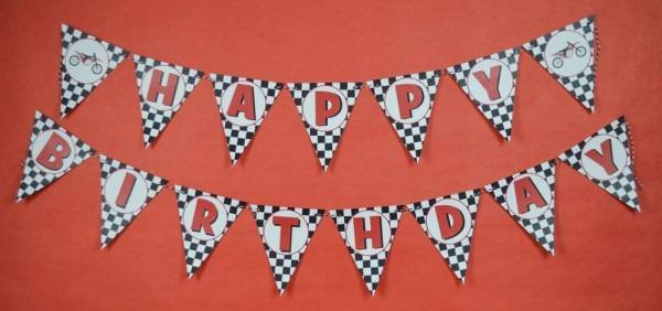 Motorcycle, Mx, Dirt Bike Birthday Party Ideas