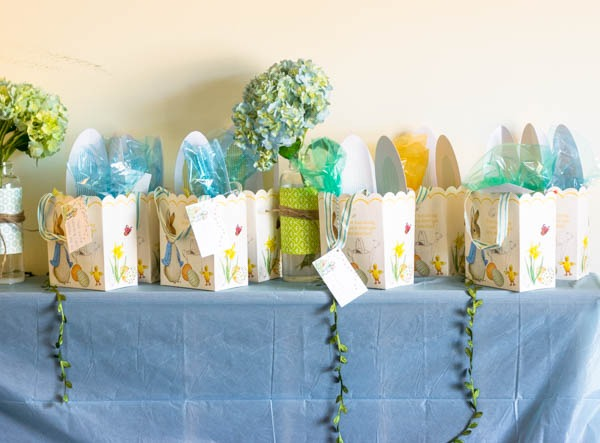 How To Throw A Peter Rabbit Birthday Party