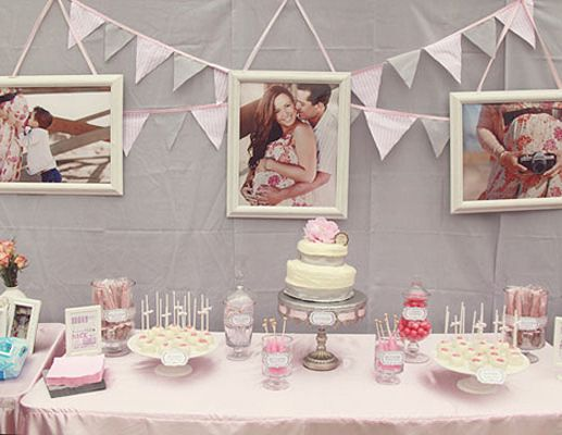 23+ Vintage Themed Baby Shower
