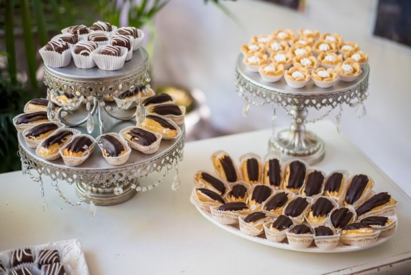 Dessert Table Ideas  Pastries And Candy Stations