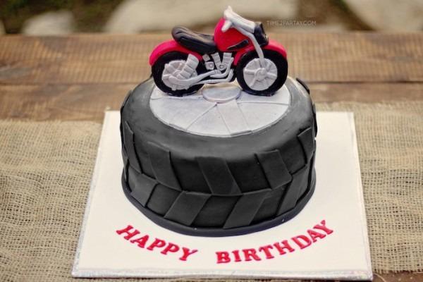 Kara's Party Ideas Rustic Biker Bbq Birthday Party