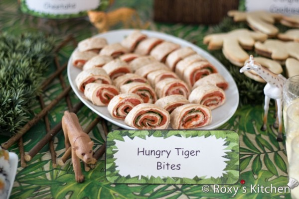 Safari   Jungle Themed First Birthday Party Part Ii – Appetizers