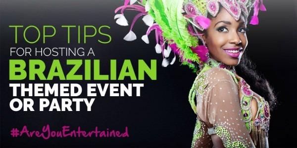 Brazilian Themed Entertainment