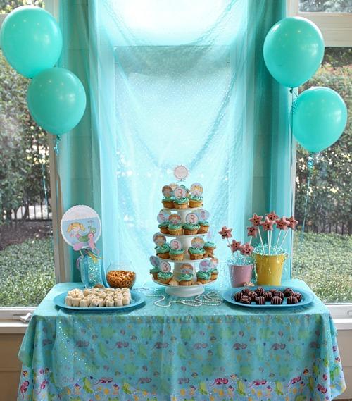 Amazing Mermaid Birthday Party!