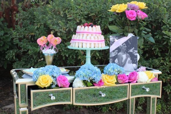 Baby Shower Garden Party Via Blossom