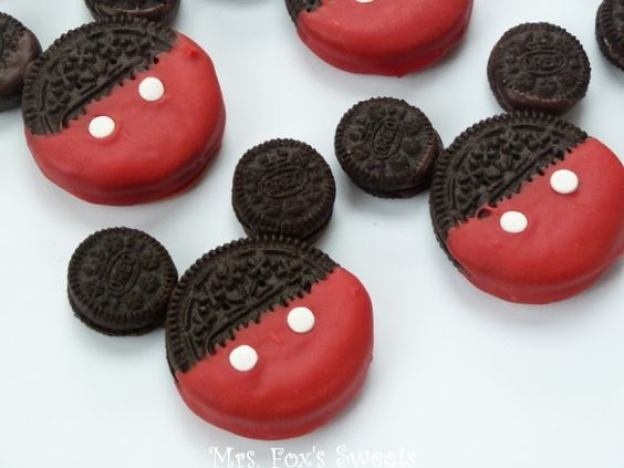The Best Mickey Mouse Party Food & Craft Ideas For Kids