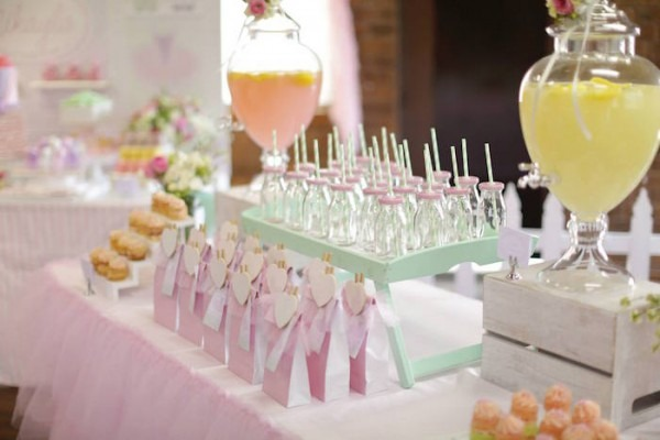 Kara's Party Ideas Tutu's & Sparkly Shoes Themed Birthday Party