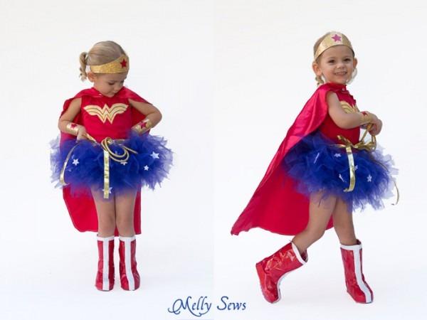 Diy Wonder Woman Costume