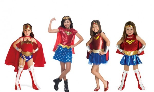 Wonder Woman Costumes And D I Y  Ideas For Kids