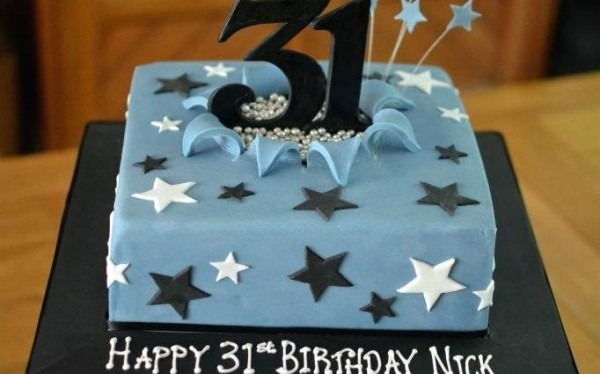 Year Old 31 Birthday Cake S 31st AEUR Customer