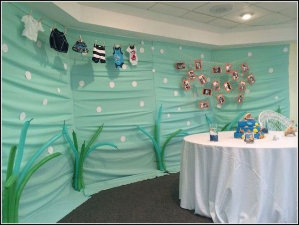 Sea Life Baby Shower Decorations – Baby Shower Ideas