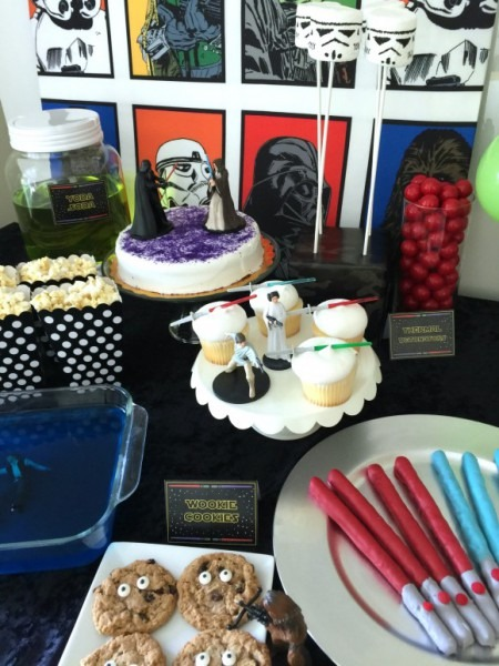 Want To Know How To Throw An Awesome Budget Star Wars Party