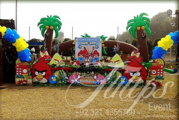 ffaf2aed0 Angry Birds Party Theme Ideas