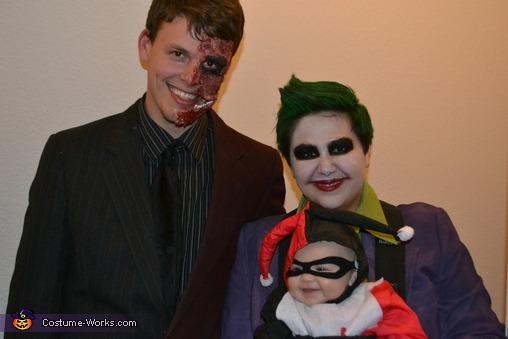 Batman Villains Costume